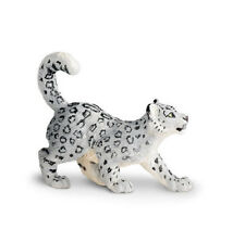 Snow Leopard Cub #237629 -realistic replica Free Ship/Usa w/ $25.+ Safari, Ltd
