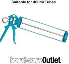 Bond It Skeleton Gun Silicone Sealant Mastic Caulk Applicator 400ml