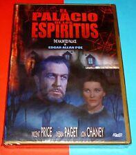 EL PALACIO DE LOS ESPIRITUS / Roger Corman / Precintada