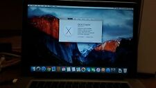 "Macbook Pro 15"" (Late 2008) 2.4 GHz Intel Core 2 Duo - 4GB DDR3 - 250GB SSD"