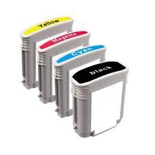 Compatible 4PK Ink Cartridges For HP 88XL OfficeJet Pro K5400 L7500 L7580