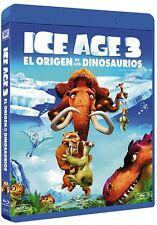 PELICULA BLURAY ICE AGE 3: EL ORIGEN DE LOS DINOSAURIOS PRECINTADA