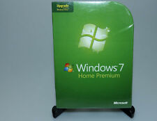 Microsoft Windows 7 Home Premium 32/64-Bit upgrade genuine GFC-00020 new