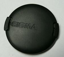 Original Sigma 55mm Clip On Camera Front Lens Cap --
