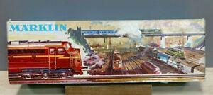 """Marklin  3073.1  Majestic """"Warship Class"""" Diesel.  British Rail's (BR).  LN/OBX"""