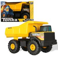 New Durable Tonka - Steel Classics - Mighty Dump Truck Kids Gift Toy