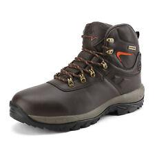 Men Waterproof Hiking Boots Outdoor Backpacking Trekking Trails Lightweight Shoe
