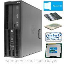 HP Z220 SFF Workstation Intel Core i7 3770 +RAM 8GB +128GB SSD +250GB HDD +W10