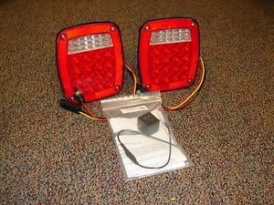 HUMMER H1 / 5746493 | KIT, TAIL LIGHTS (LED) [H1 1999-2006]
