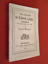 Les enfans d'Edouard.- Très petit livre, 1840