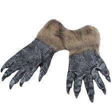 Halloween Werewolf Ghost Festival Hairy Gloves Simulation Wolf Claw Mittens 8C