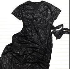 💖 Elegant LuLaRoe Noelle Size: XLarge with Black Lace & a bit of Shimmer. BNWT