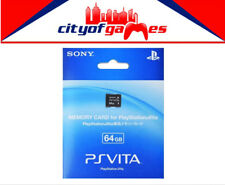 Official Sony PS Vita 64GB Memory Card PS Vita PSV New