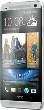 Unused HTC One M7 - 32GB - Silver Mobile Android  Smartphone Unlocked