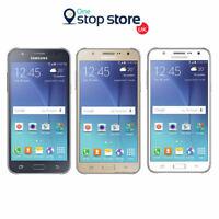 "Samsung Galaxy J7 SM-J700 5.5"" Unlocked Octacore 16GB 13MP Android Smart Phone"