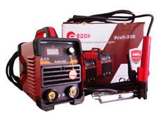 Professional Model welding inverter Edon MMA 250 Profi IGBT AKR MMA Hot Start