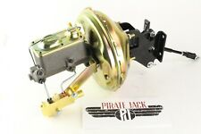 1967 72 Chevy Truck 11power Brake Booster Kit With Square Lid Gm Master Amp Valve