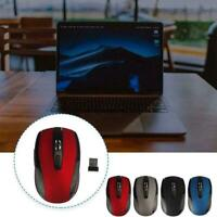 2.4GHz Wireless Optical Mouse Mice & USB Receiver For PC Laptop Computer B2R5