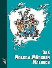 Das Wolkow-Märchen Malbuch (1994, Taschenbuch)