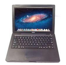 "Apple MacBook A1181 13.3"" 2Ghz 80gb RARE UNIT BLACK  FAST!"