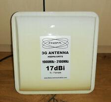 3G UMTS/HSDPA Panel Antenne 17 dBi Theta, Richtantenne Outdoor mit N-Buchse
