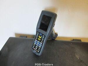 LXE MX8 MX8A2C1B1B1B0ET  32-Keys CE5.0 1D laser Barcode Scanner Reader + PISTOL