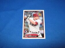 2012 A.J. Pollock Topps Update RC Rookie Card #US319