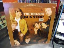 The HOLLIES Bus Stop vinyl LP VG+ Imperial 1966 STEREO
