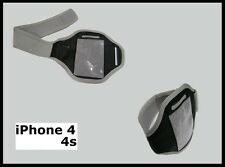 FUNDA PARA EL BRAZO BRAZALETE ARMBAND CASE IPHONE 4 4S IPOD TOUCH color gris