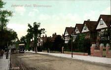 Wolverhampton. Tettenhall Road & Tram by Valentine's # 56752.