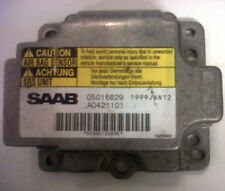 SAAB 9-3 93 SRS Electronic Unit 1998 - 2003 5016829 Bag Air Control Safety