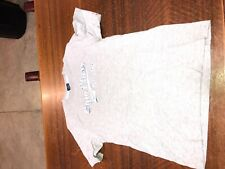 ABECROMBIE & FITCH - BRAND NEW GRAY SHORT-SLEEVE T-SHIRT - SIZE YOUTH LARGE