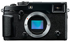 Fujifilm Fuji X-Pro 2 Mirrorless Digital Camera Body Black (UK) + £360 CASHBACK