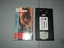 Stone Cold - Promo Demo Tape (VHS) Brian Bosworth Tested