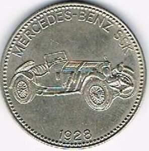 Shell penning sportwagens (13): Mercedes-Benz SSK - 1928