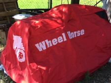 Wheel Horse tractor cover