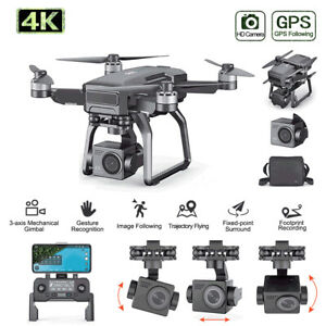 F7 PRO 4K Drone 5G WIFI 3KM FPV GPS With 4K HD Camera RC Drones For Android