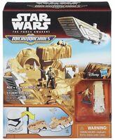 Hasbro Micro Machines Playset Star Wars First Order Stormtrooper / New