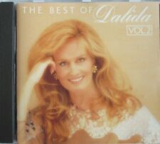 "DALIDA - CD ""THE BEST OF - VOL. 2"""
