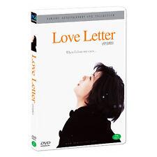 Love Letter (1995) DVD - Shunji Iwai *New* *Sealed*