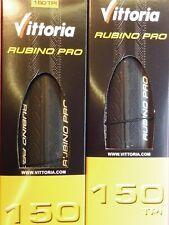 Two - Vittoria Rubino Pro 3  tyres 700-23 (Folding) NOS