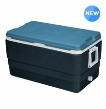 IGLOO MAX COLD 70 QUART ICE CUBE LARGE 66L COOL BOX ICE CHEST CAMPING COOLER NEW