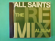 ALL SAINTS: The Remix Album (CD*Never Ever*Bootie Call*Lady Marmalade)