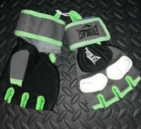 Everlast Training Gloves - Large - Boxing MMA - Green - FREE SHIPPING