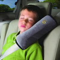 Kids Children Safety Strap Car Seat Belt Sleep Pillow Neck Shoulder Support Pad