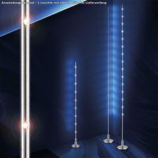 Moderne LED pied Lumière Design bureau Vestibule couloir Loop Stand de 1m Inox