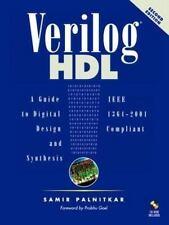 Verilog HDL by Samir Palnitkar (2003, CD-ROM / Paperback, Revised)