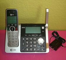 CL83464 AT&T DECT 6.0 CORDLESS PHONE ANSWERING SYSTEM  E4.3