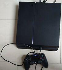 Sony PlayStation 4 JetBlack CHU-1216A + Controller