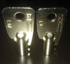 F21 Craftsman Tool Box 2-NEW KEYS For Craftsman Gladiator Tubular CODE: F21